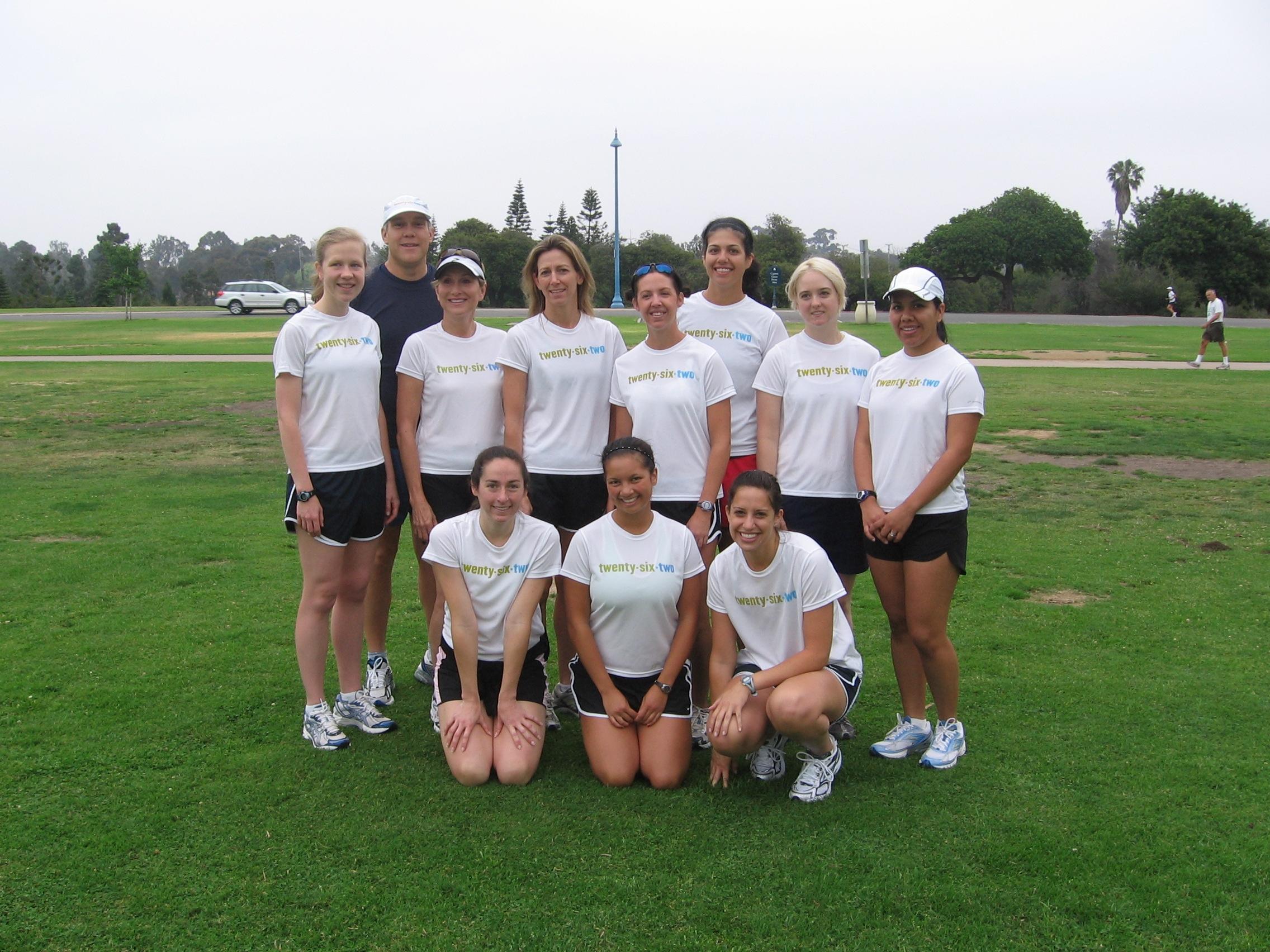 Team relays