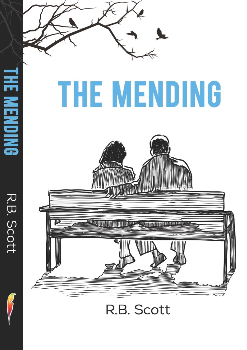 The Mending - Front Cover.jpg