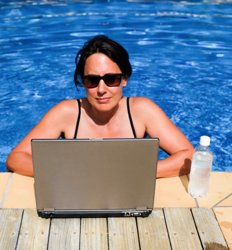 Is Unlimited Vacation Bad for Women?     Slate