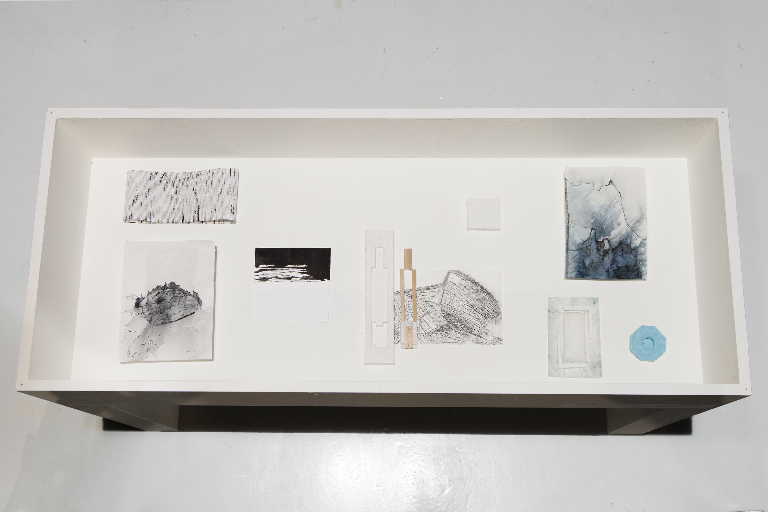 how things look from here or a series of drawings in 3D (part 1)