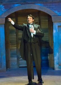 Magaldi in Evita at Broward Stage Door
