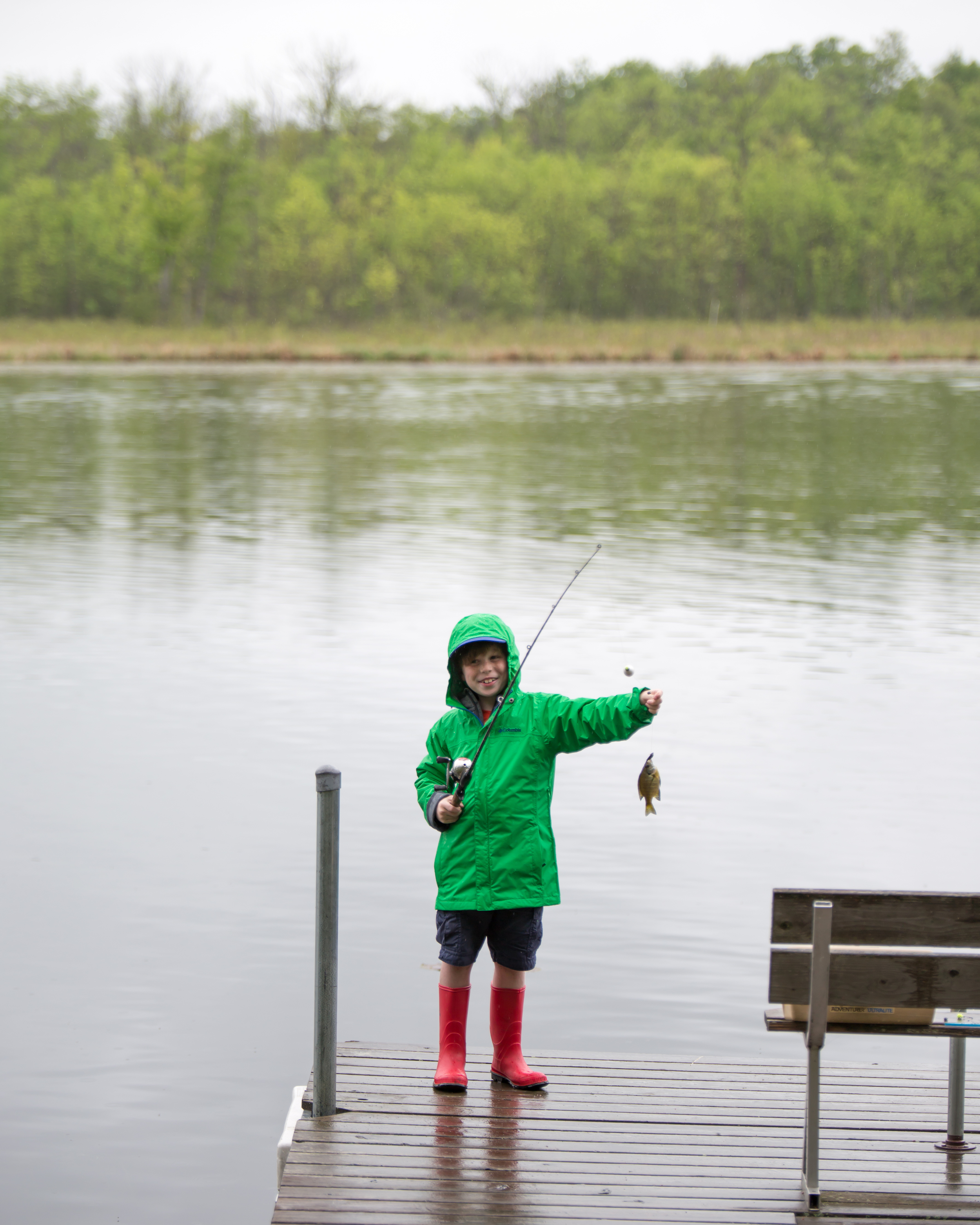 JIll Emmer Shine On Photos green jacket fishing-16.jpg