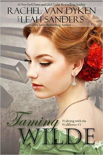 Rachel Van Dyken Waltzing with the Wallflower Taming Wilde.jpg