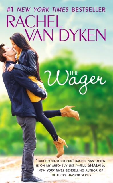 Rachel Van Dyken The Wager.JPG