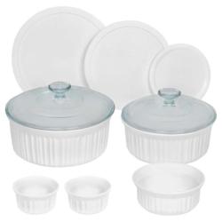 CorningWare Round          Bakeware Set