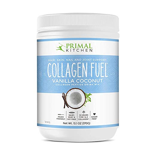 Primal Kitchen Collagen Fue l (what I use in smoothies  usually)