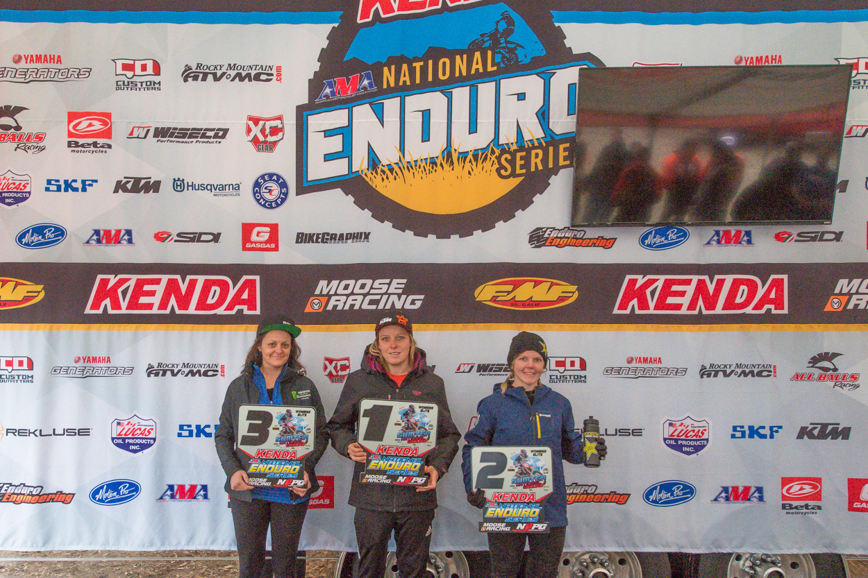 Jennifer Sheppard, Mackenzie Tricker, Tayla Jones