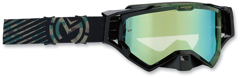 Green/Black Camo XCR Goggle Retail $54.95  Click here for more product details.
