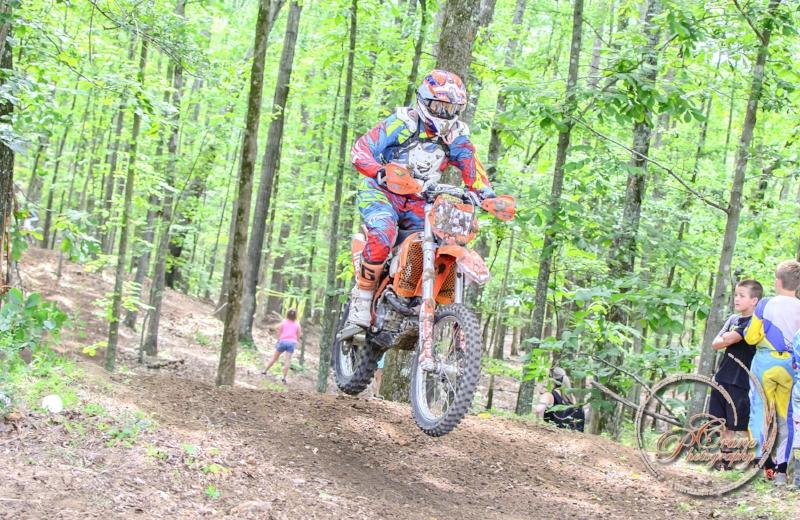 Craig Racing his local SETRA Series. Photo Tyra Crane: Crane Photography
