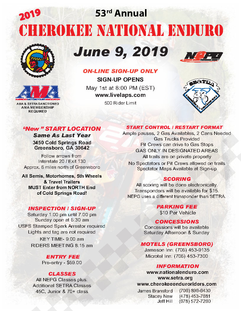2019 Cherokee National Enduro Flyer final. JPEG.jpg