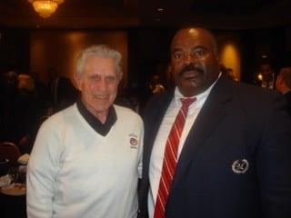 Clyde Emrich Chicago Bears Legendary Strength Coach