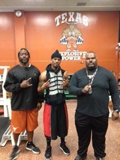 Lamar Houston, Aaron Ross, Coach Madden