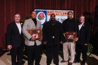 NFL Falcons - Justin Blalock OG , Miami Dolphins - Rod Wright DT