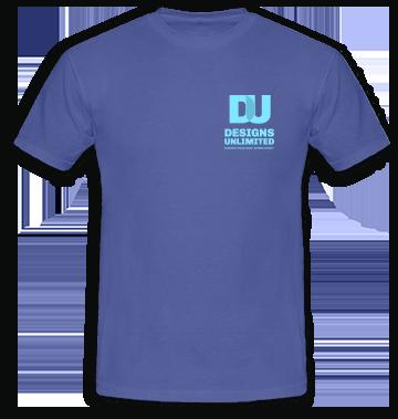 Designs Unlimited Shirt Logo