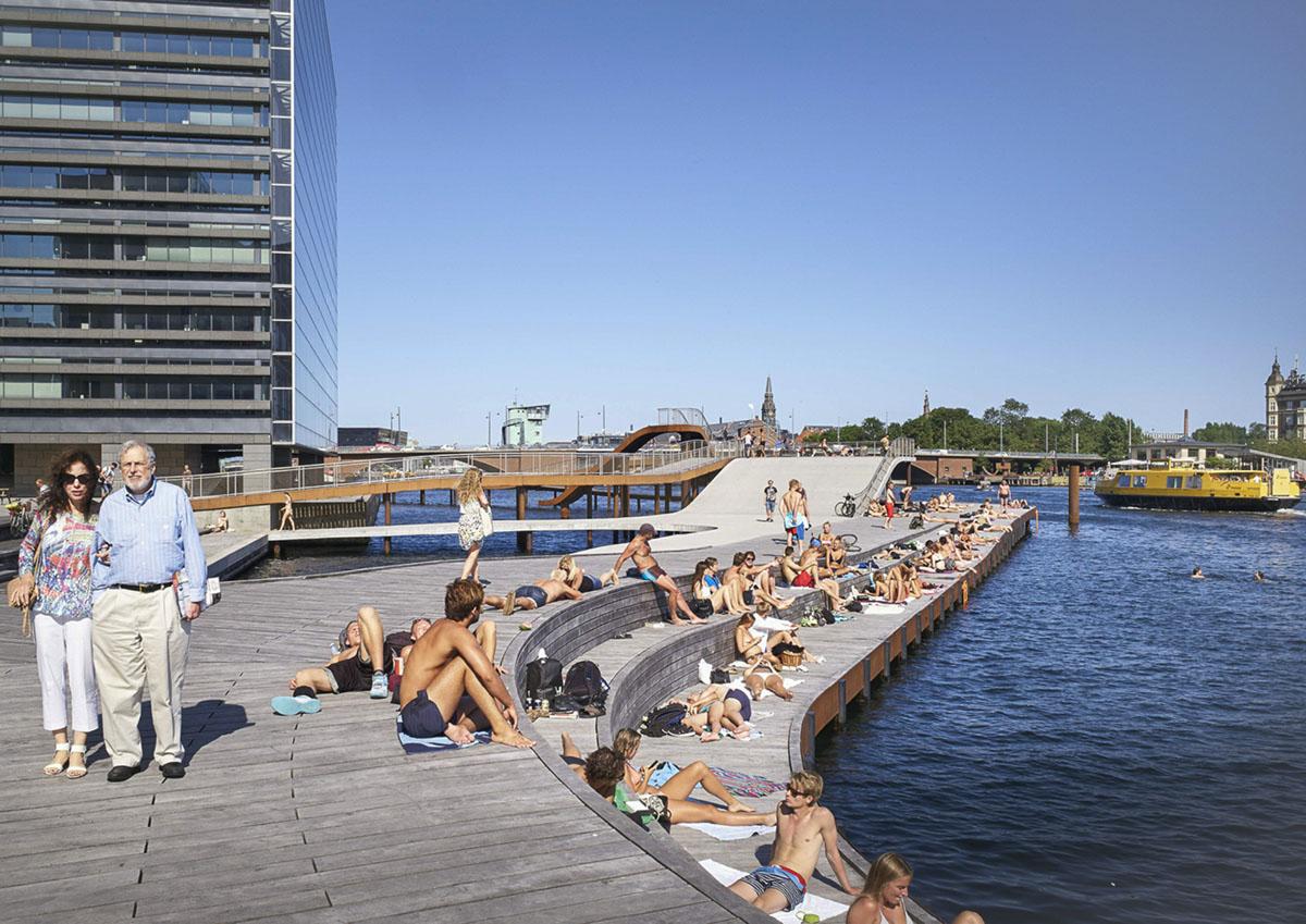Kalvebod Waves, Copenhagen