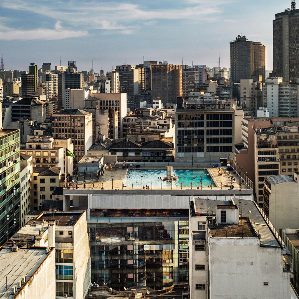 Sesc 24 Maio, Sao Paulo, MMBB arquitetos