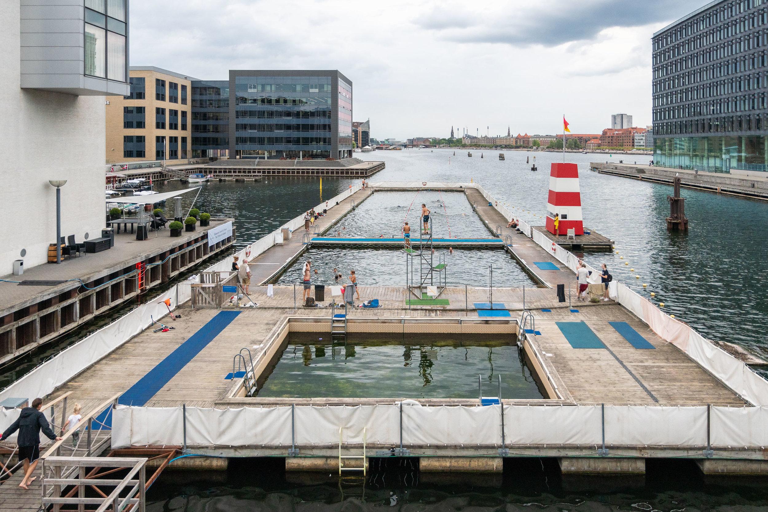 Havnebadet Fisketorvet, Copenhagen