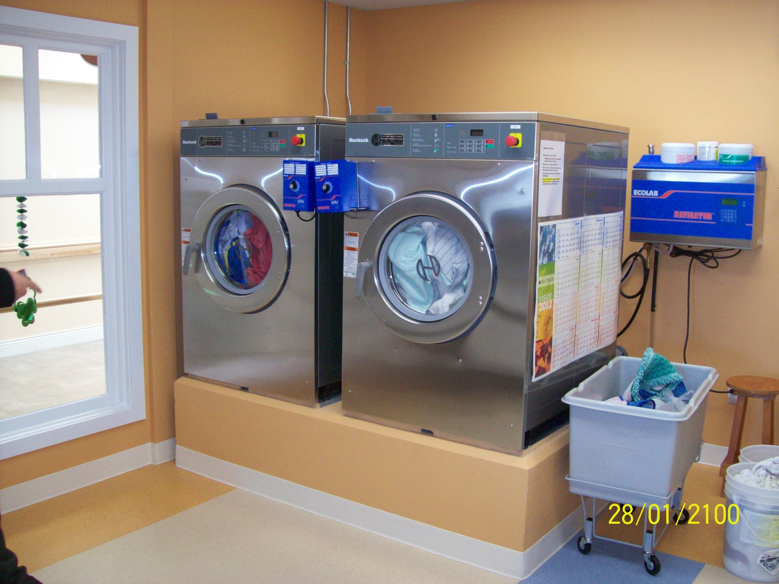 Huebsch Washers Maple Wood PEI.JPG