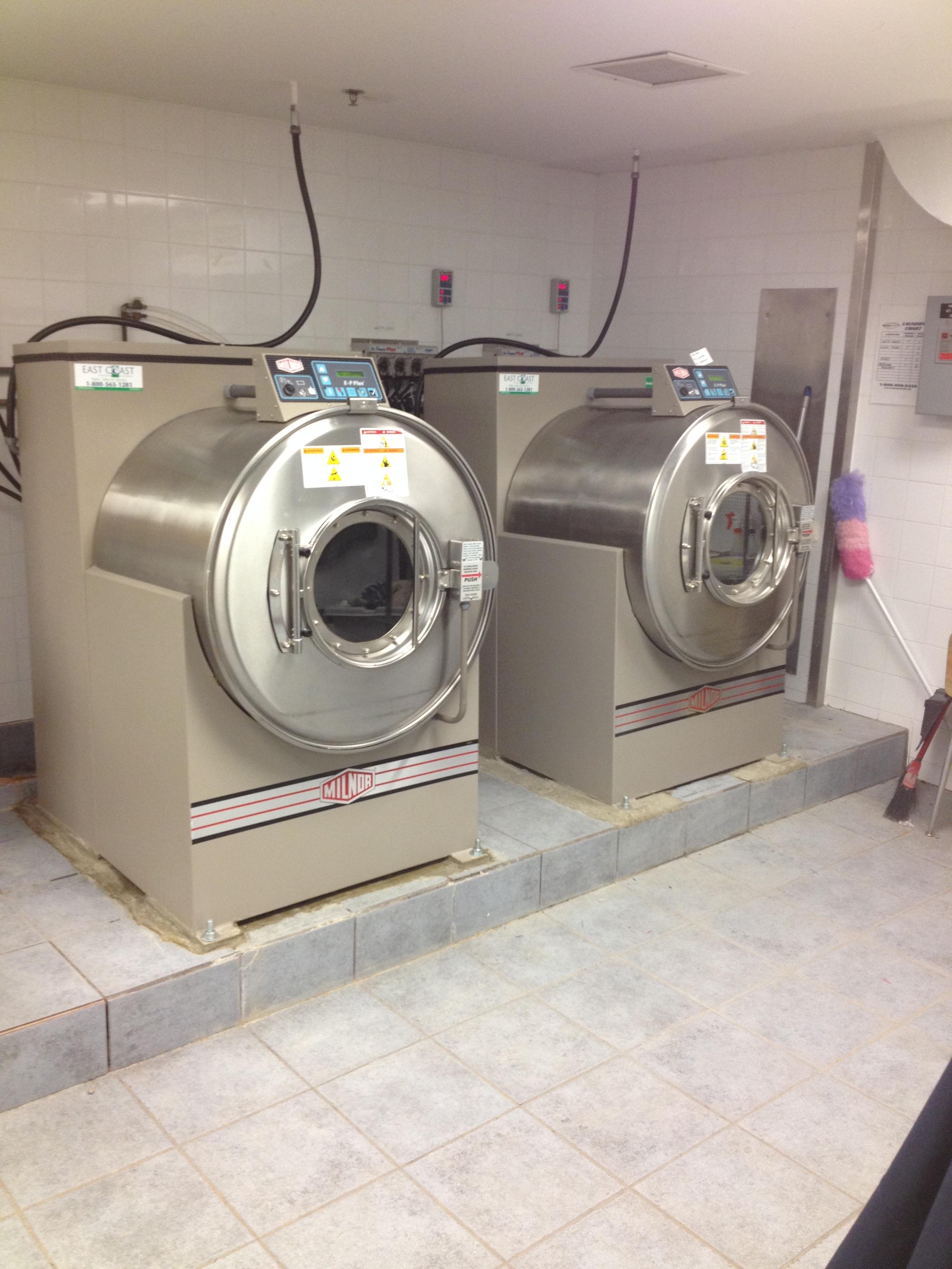 Melville Halifax Milnor Washers.jpg