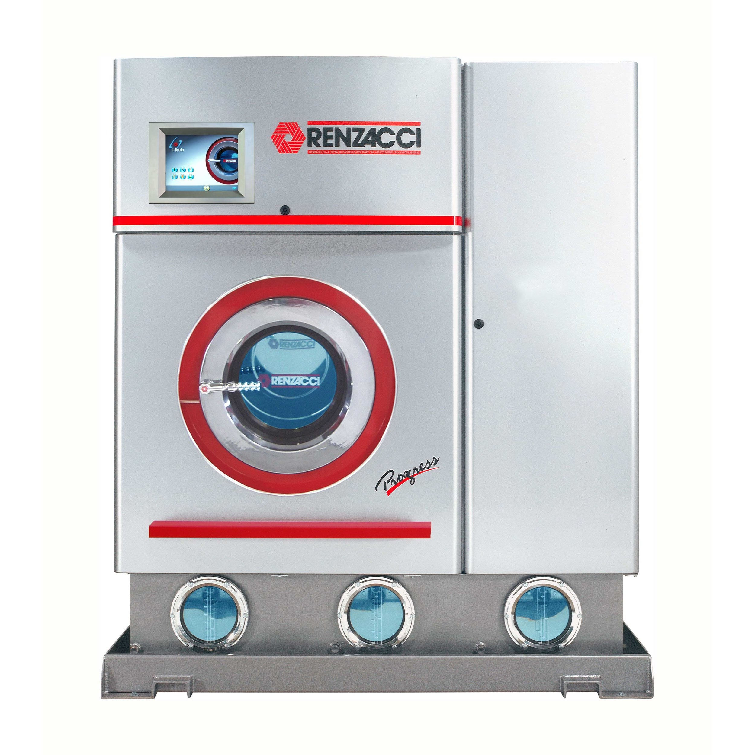 Dry/Wet Cleaning -