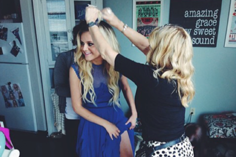 Nashville A-List stylist shops and pulls designs for special occasion    Hair and Makeup Artists to provide full makeover     Never leave the luxury of your personal residence or hotel room