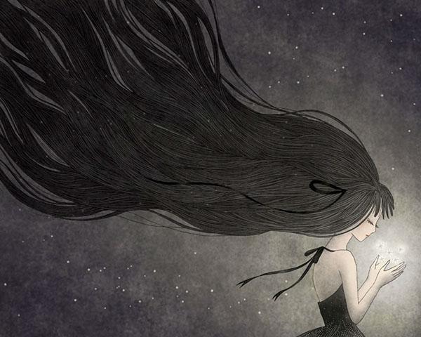 © Yee Von Chan, Stars In My Eyes  series