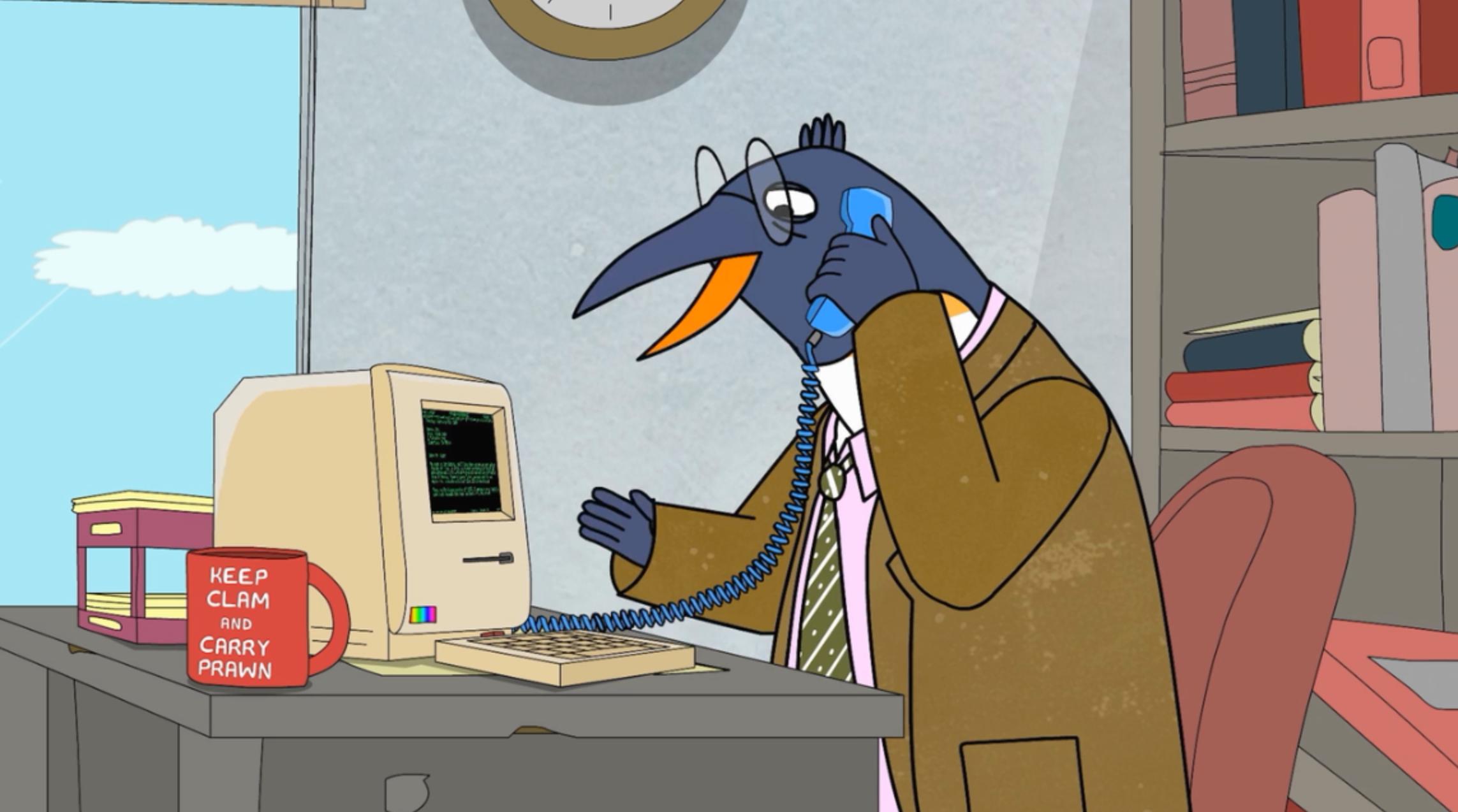 wait a minute larry i forgot my aol password