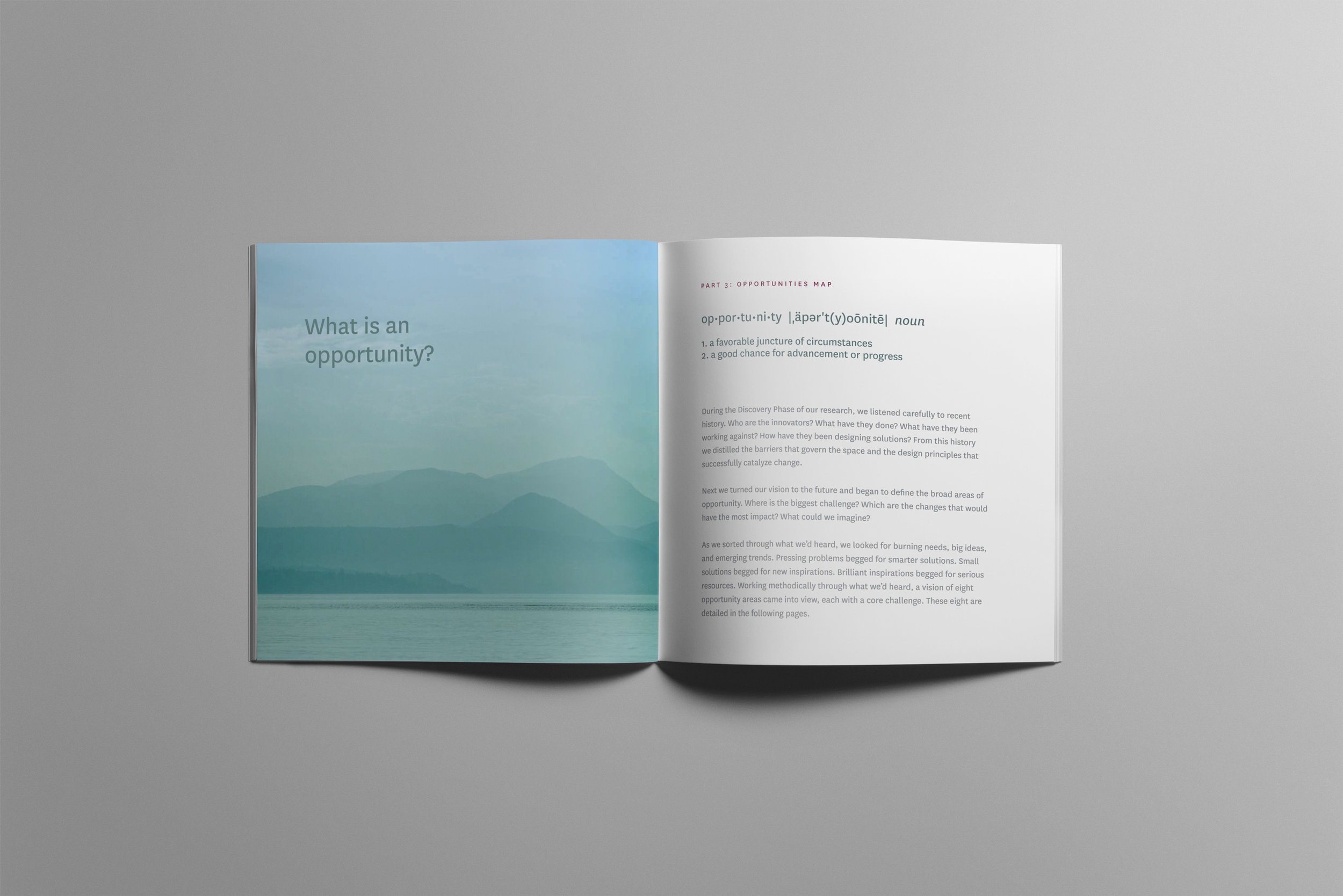 Sustainable Fishing Report for The Packard Foundation