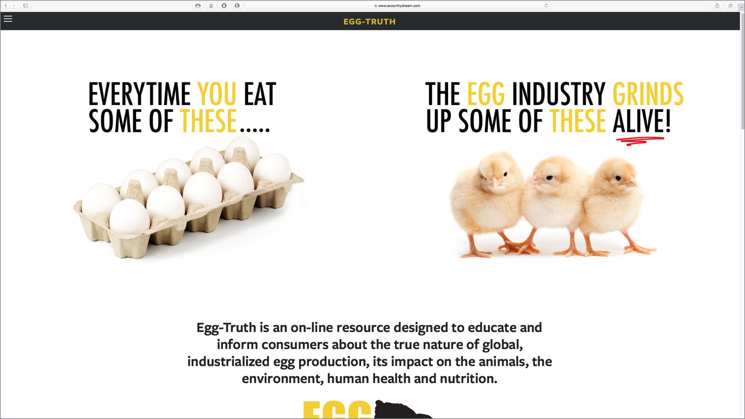 Egg-Truth (Non-profit)