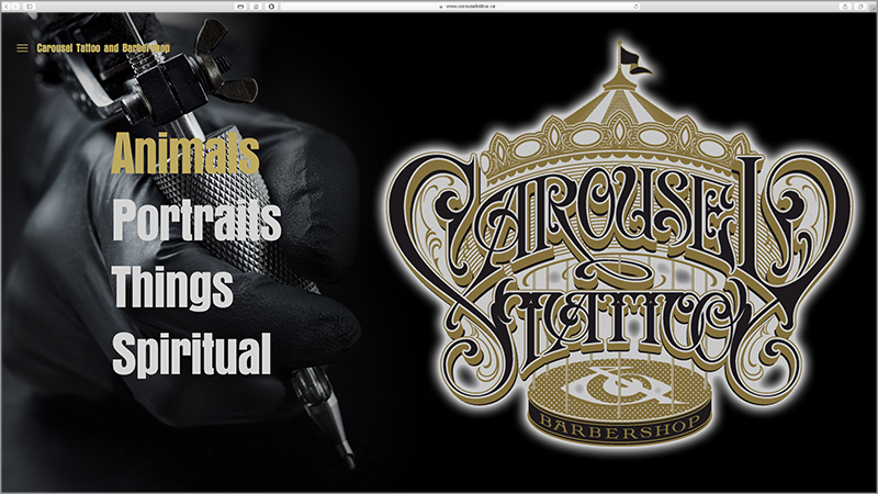 Carousel Tattoo (Tattoo Parlor - Retail)