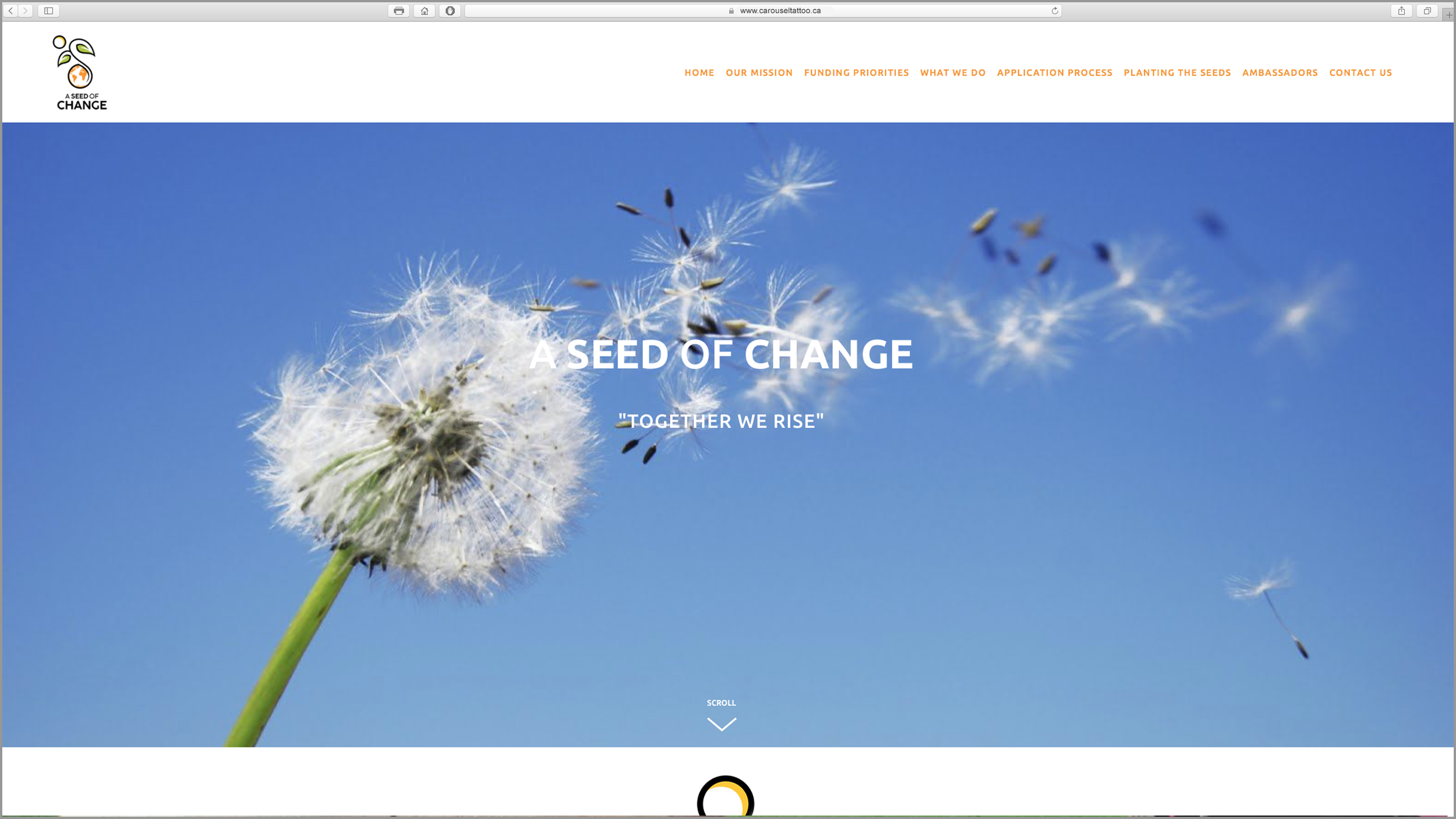 A Seed of Change (Non-profit)