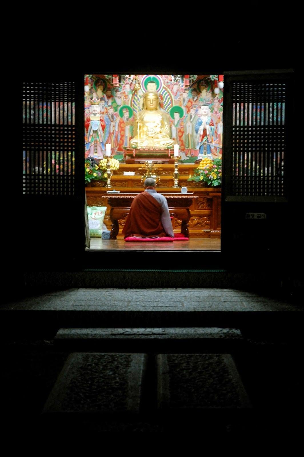 Beomeosa, South Korea 2013