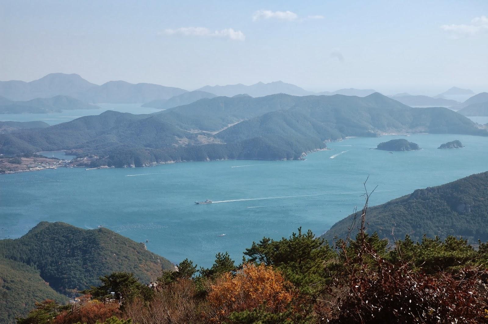 Tongyeong, South Korea 2013
