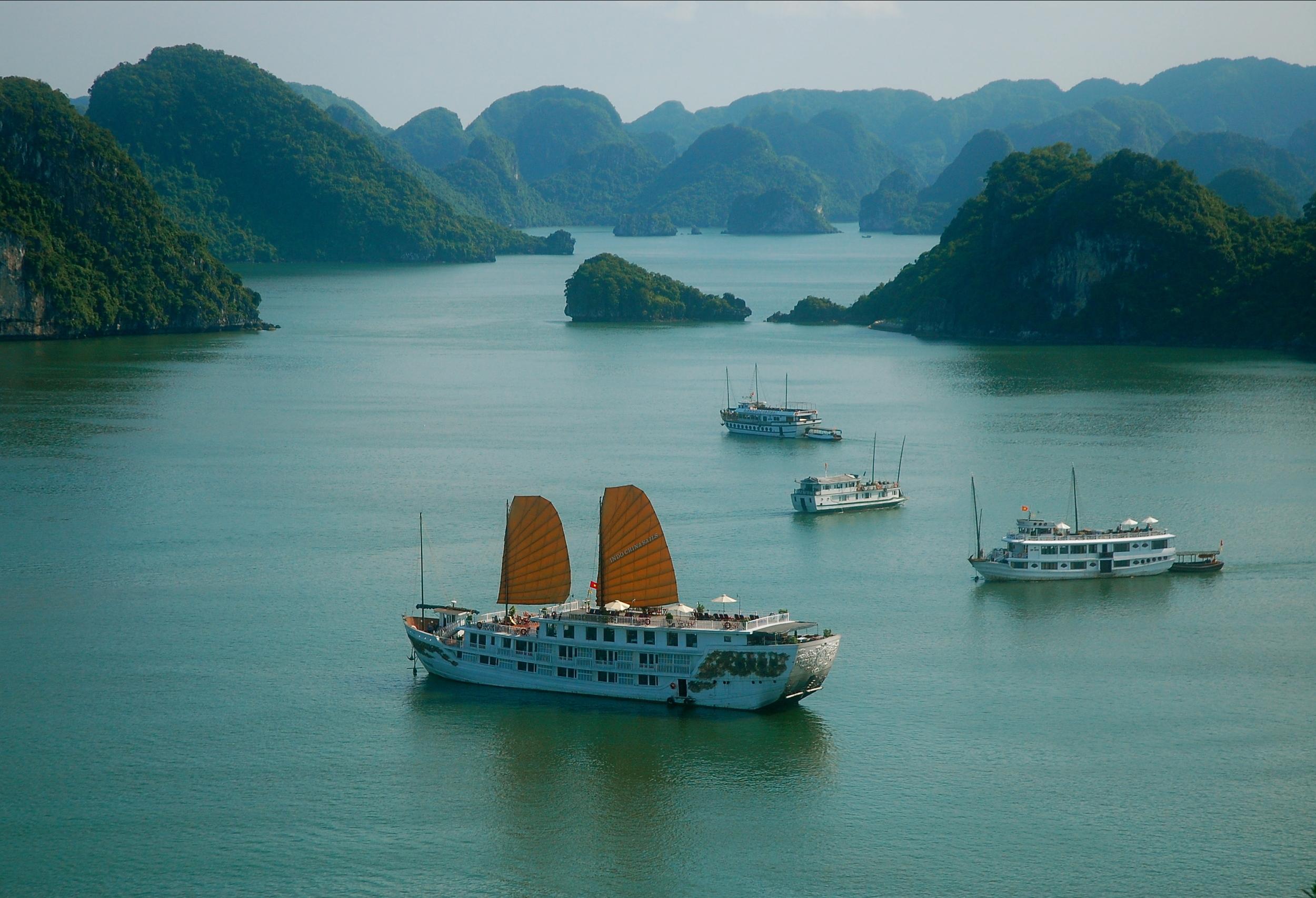 Halong Bay, Vietnam 2013