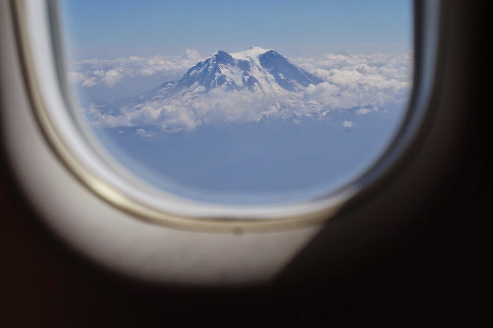 Mt. Rainier, US 2014