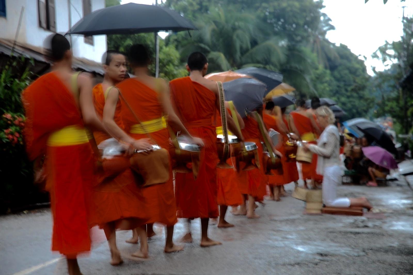 Luang Prabang, Laos 2013