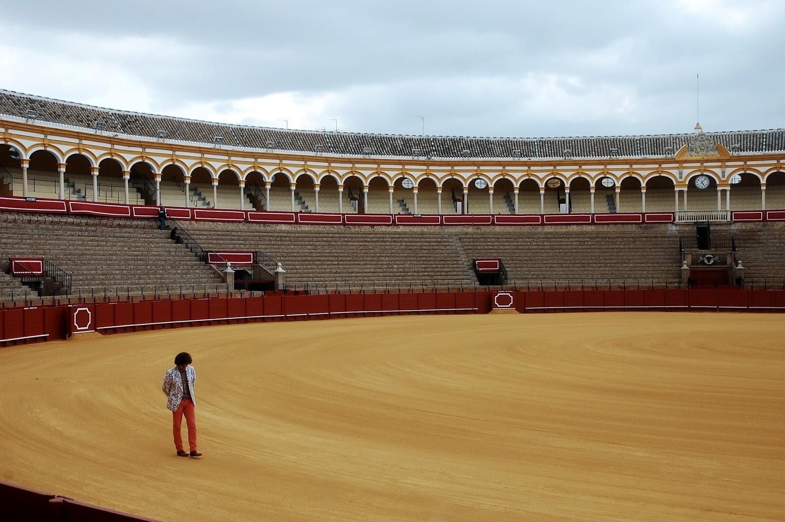 Real Maestranza, Sevilla, Spain 2016