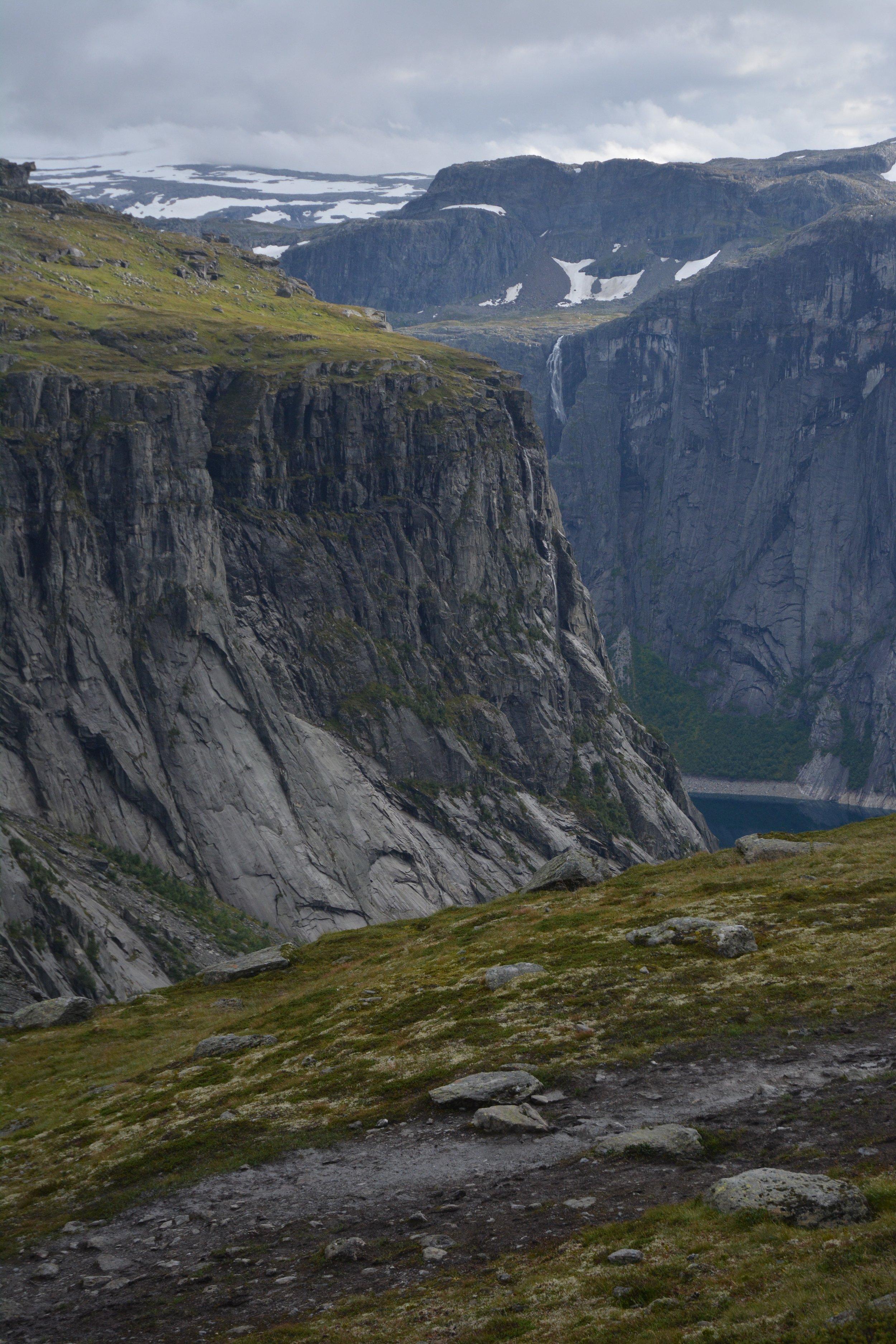 Trolltunga, Norway 2016