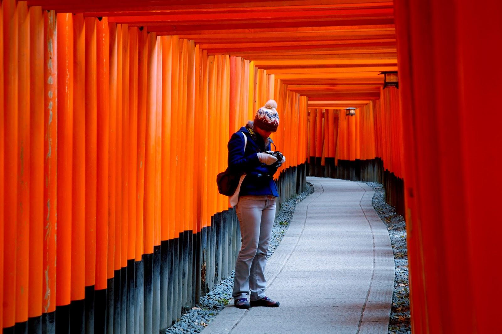 Fushimi Inari, Japan 2013