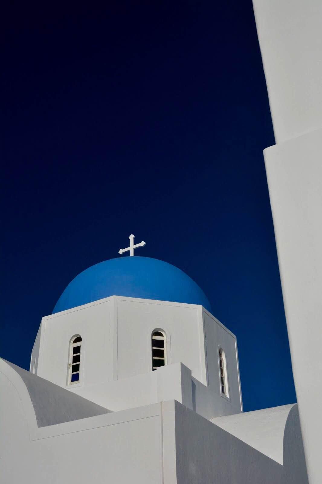 Firostefani, Greece 2016