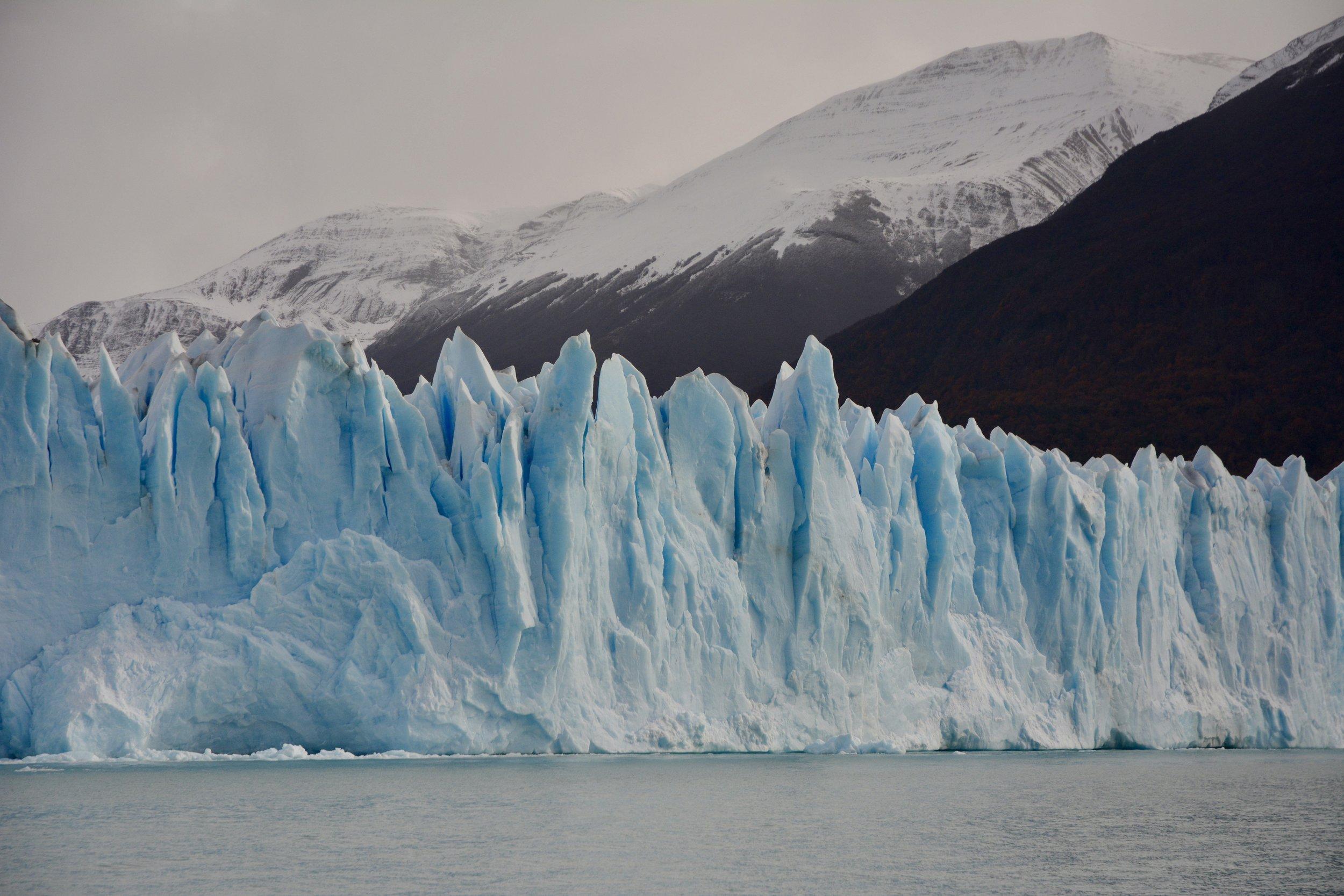 Perito Moreno Glacier, Argentina 2017
