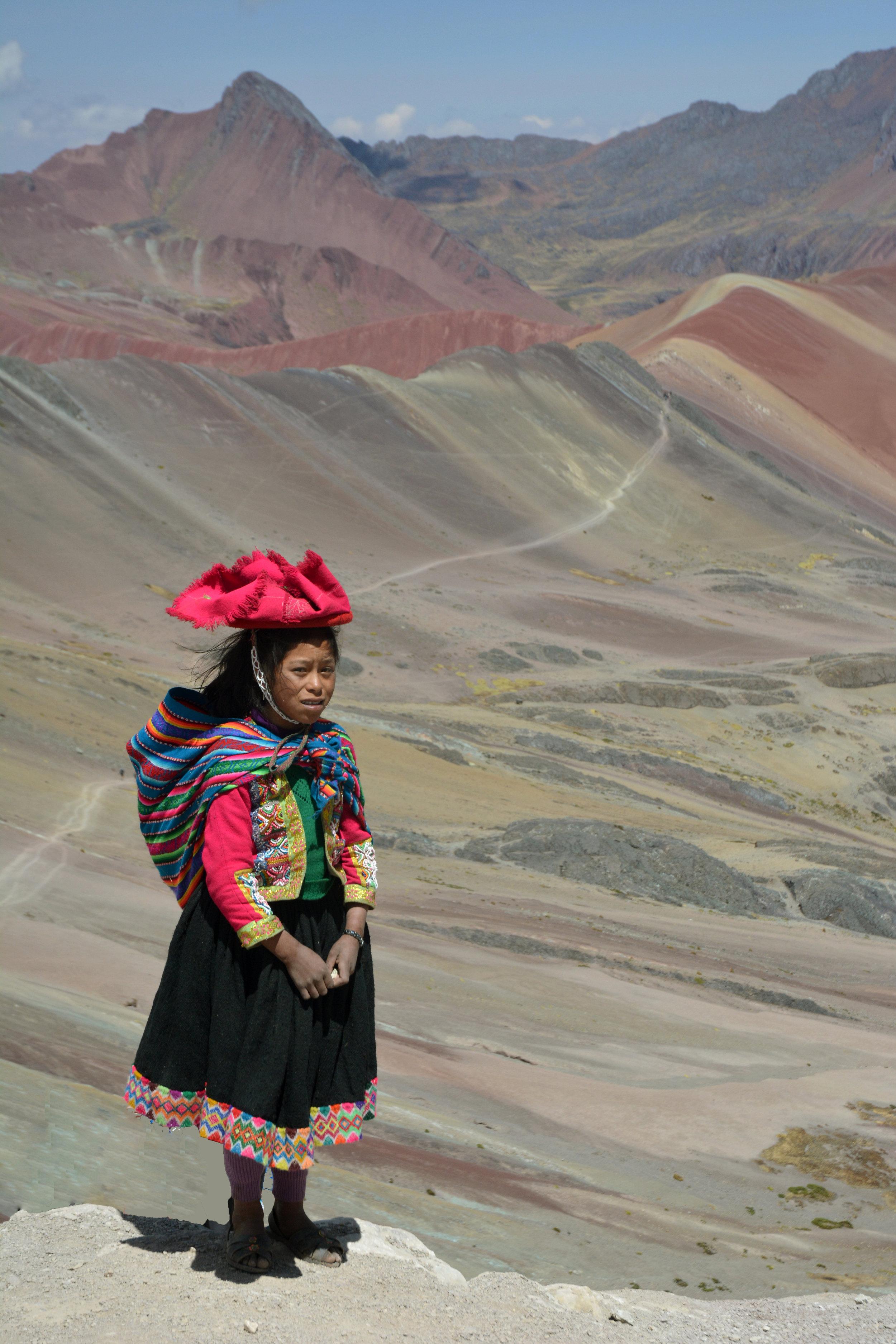 Winicunca, Peru 2017