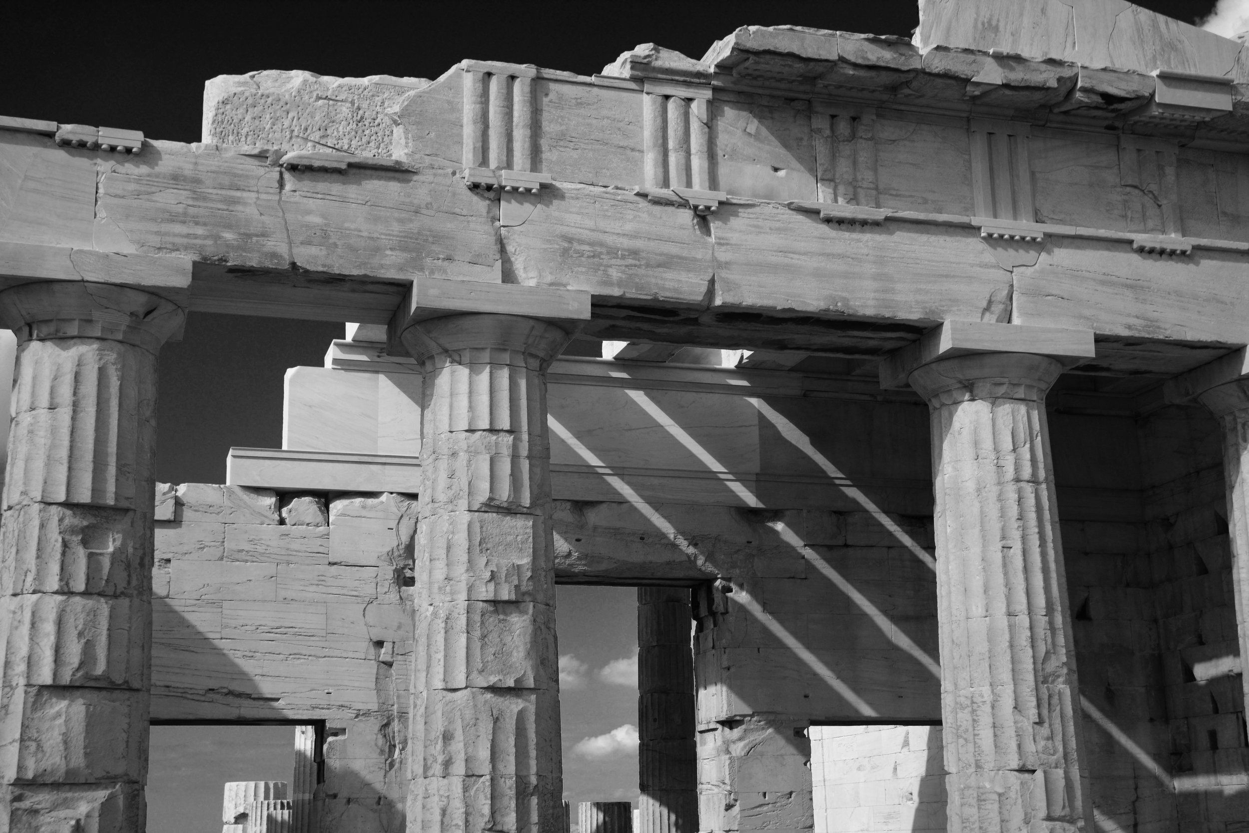 Acropolis, Greece 2016