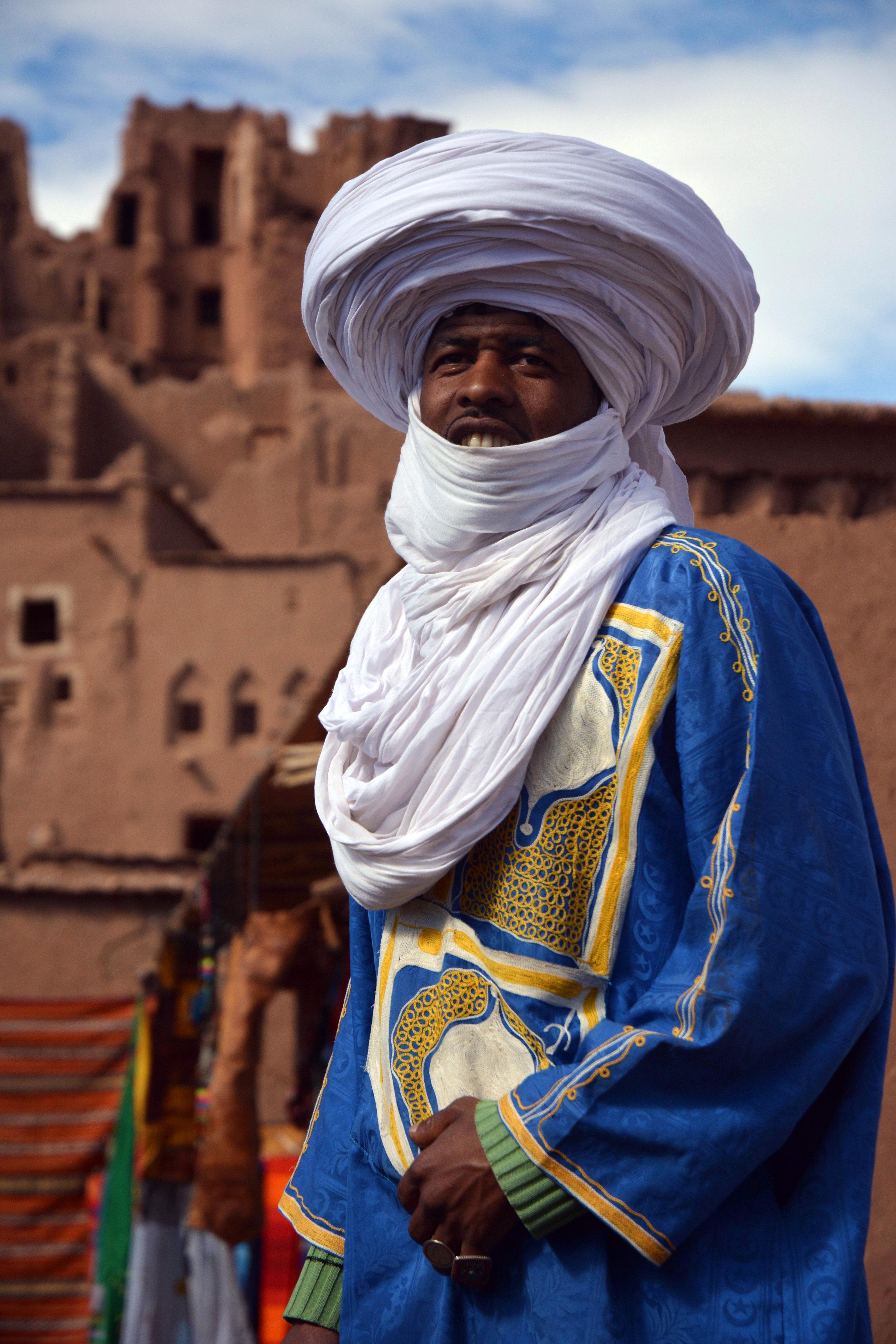 Ali, Ouarzazate, Morocco 2018
