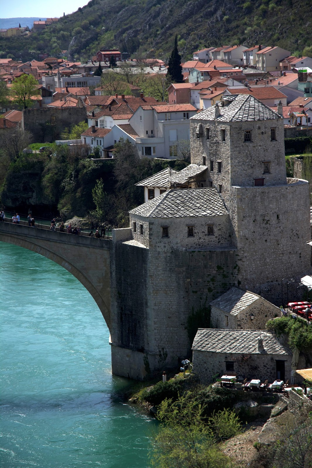 Mostar, Bosnia and Herzegovina 2018