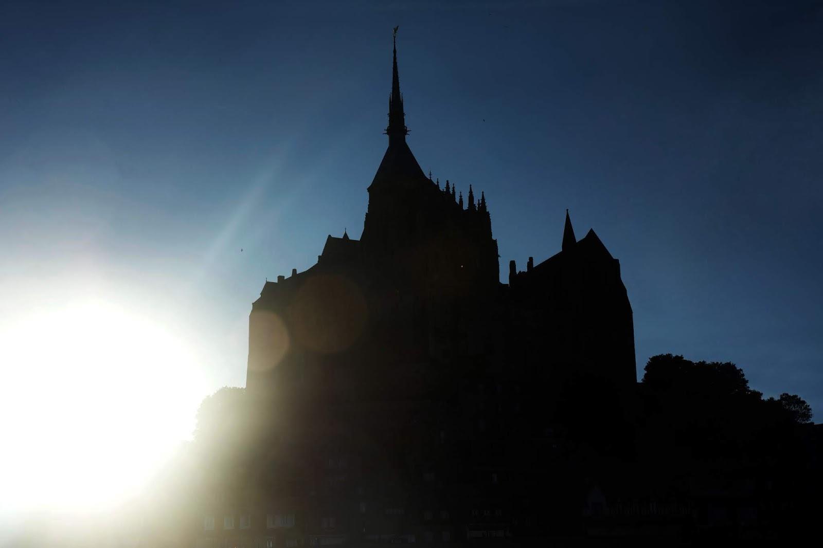 Mont Saint-Michel, France 2018