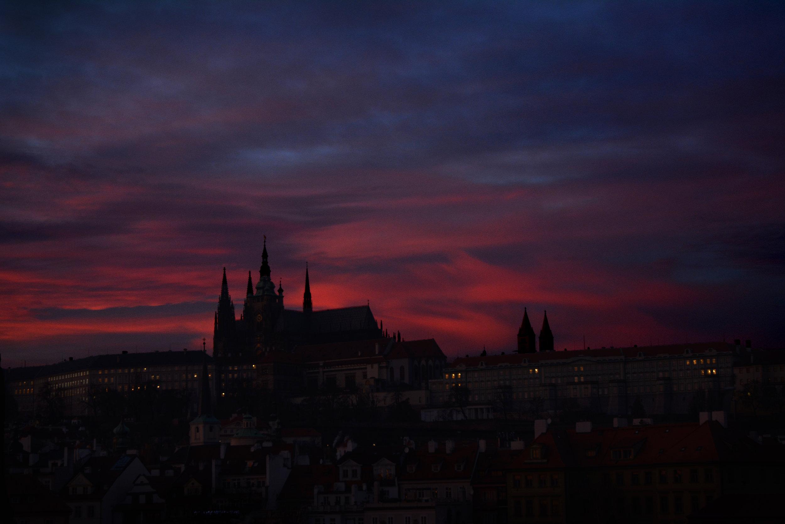Prague, Czech Republic 2016