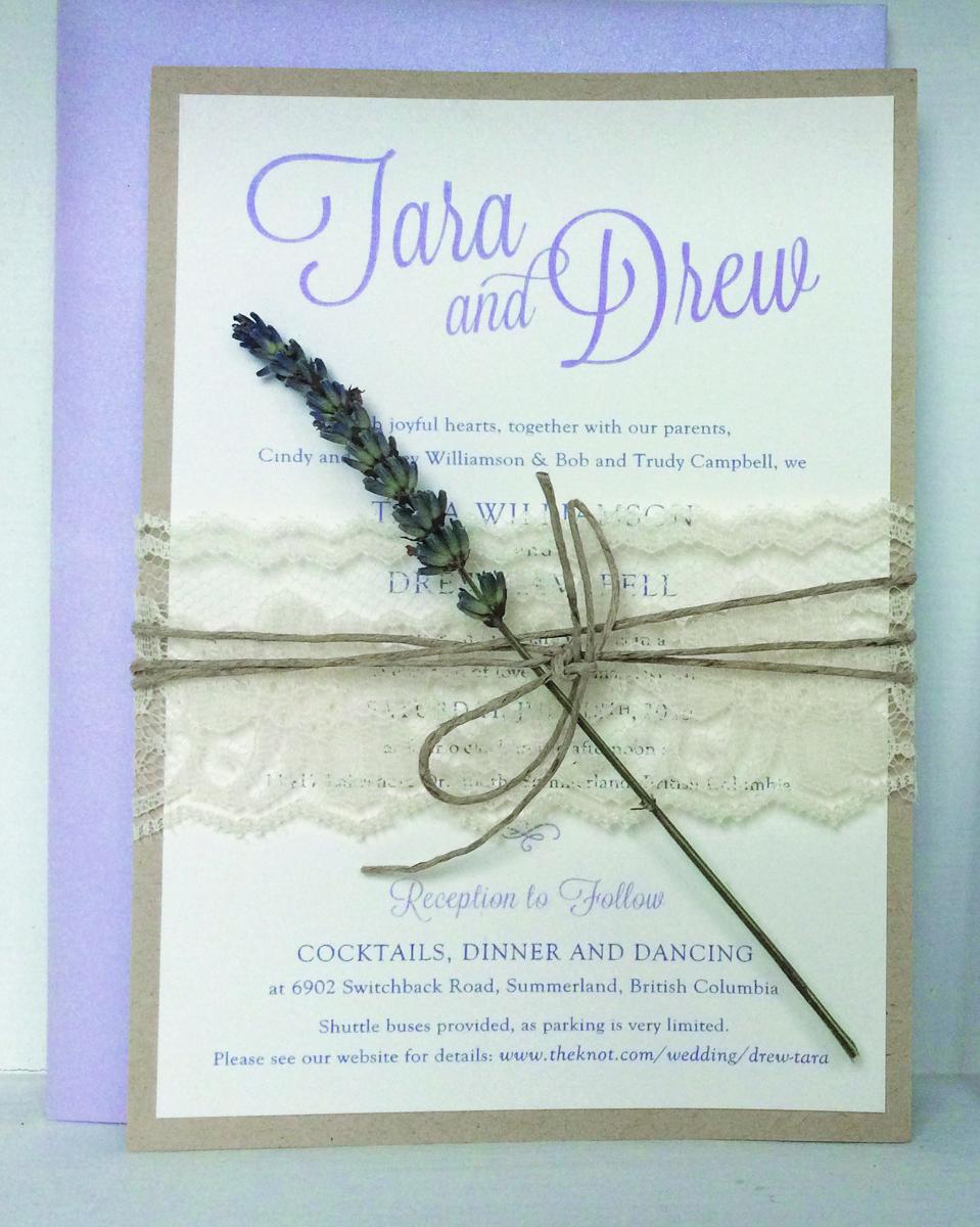 Floral - Dried Lavender
