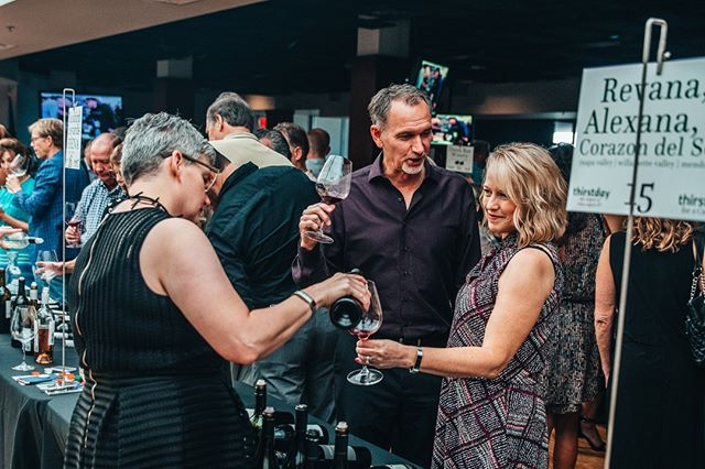 Thirst for a Cause is TOMORROW!!! Nearly all of the proceeds go to the Oklahoma Hospitality Foundation, providing funds to employees of OKC's independent restaurants who are in need of financial assistance due to an unforeseen medical issue.  . 2019 Participating Wineries include: . 32 Winds | Addax Wines* | ÆRENA Wines | Alexana | Amavi Cellars | Blackbird Vineyards | Broadside | Buckshee Bourbon* | Conclusion Estates | Corazon del Sol | Dalla Terra Winery Direct | DANA Estates | Darms Lane | Davis Estates | Elyse Winery | French Libation | G.D. Vajra* | Hillersden | The Hilt | Hourglass Estate | Hudson Vineyards | Jacob Franklin* | Jonata | Lail Vineyards | Bodegas LAN | Lang & Reed | Long Story Short* | Maison Noir | Martin Ray Winery | Mount Eden Vineyards | The Paring | Pepper Bridge Winery | Petrichor Estate | Portlandia | Revelry Vintners | Revana Family Vineyard | Roche-Mère Wine Selections | Rooted Selections | K Vintners | Sean Minor Family | SIXTO | Sleight of Hand Cellars* | SLO Down Wines | Soter Vineyards | Standard Deviation* | Turley Wines | Underground Wine Project* | Valkyrie Selections | Valravn | Verity Wine Partners | Vine Connections Sake & Wine | Vine Street Imports | ViNO | Well Oiled Wine Co. | Wines of Substance . *first-time attendee! . #thirstforacause #thirstday2019 #okrestaurants #winetasting #winewednesday #wineforacause