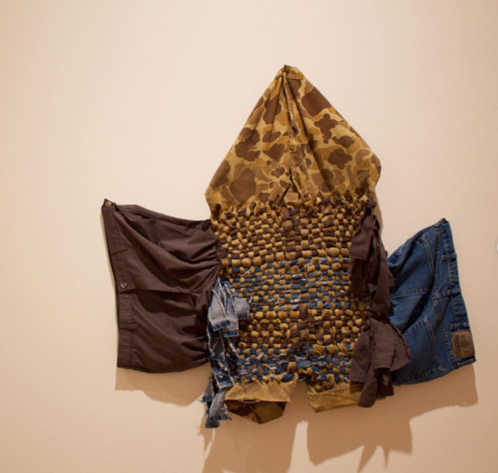 Thrupple , installed at Eckert Art Gallery at Millersville University